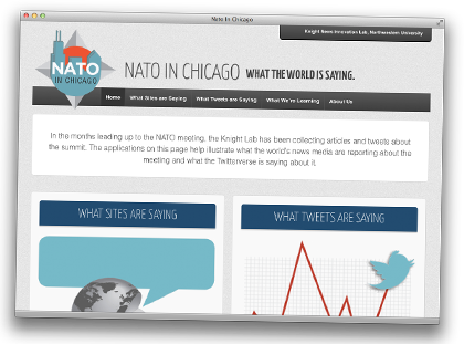 NATO in Chicago